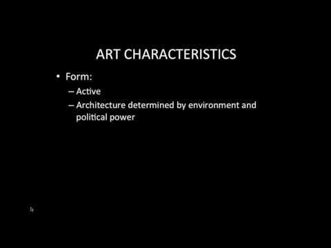 African Art: Characteristics