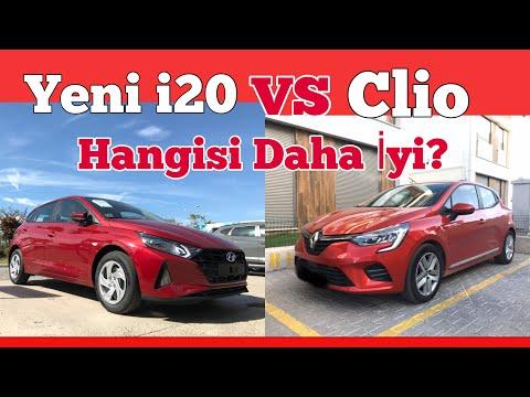 Yeni Hyundai i20 mi, Yeni Renault Clio mu? Hangisi Daha İyi?