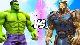 THE HULK VS BLACK DWARF - CULL OBSIDIAN