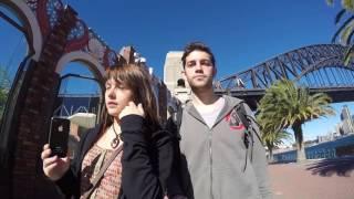 Shanghai to Sydney - GoPro 2015