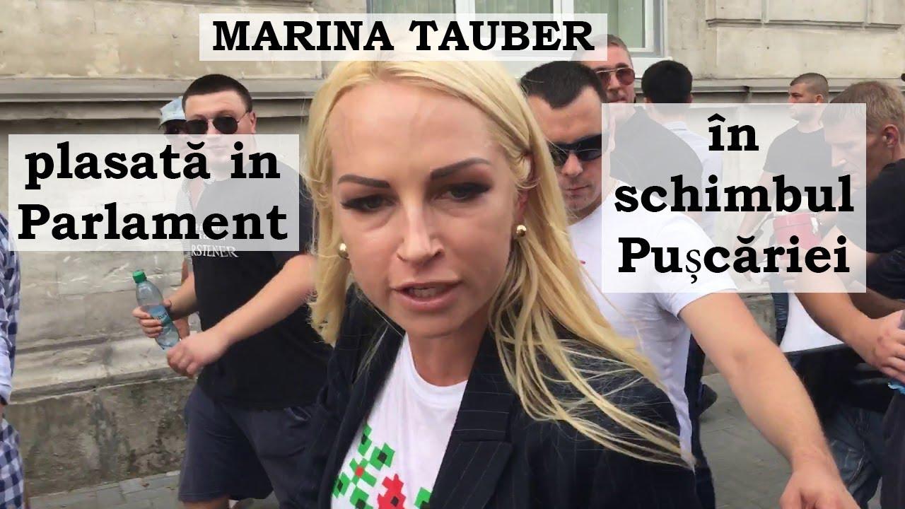 Tauber, plasată in Parlament în schimbul Pușcăriei