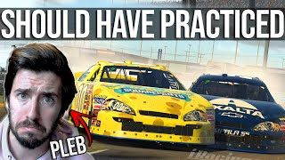 I Turned Up To A NASCAR Race With Next To No Practice. Here's What Happened.