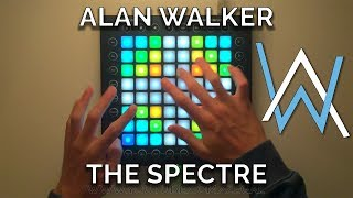 Video Alan Walker - The Spectre  // Launchpad PRO Cover download MP3, 3GP, MP4, WEBM, AVI, FLV Agustus 2018