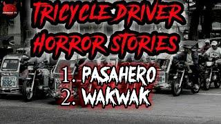 Tricycle Driver Horror Stories | Pasahero | Wakwak (Tagalog Horror Story)