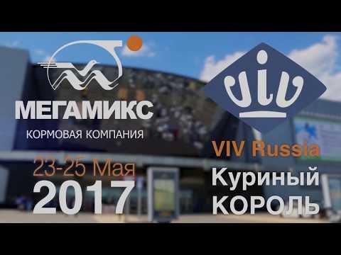 """МЕГАМИКС"" на VIV RUSSIA 2017"