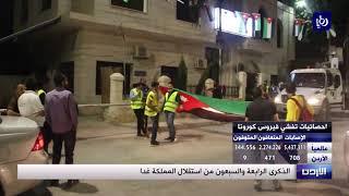 الذكرى الرابعة والسبعون من استقلال الأردن غدا 24/5/2020