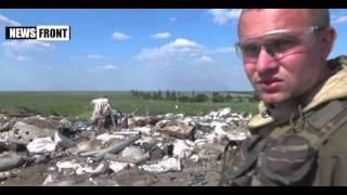 Боец роты «Феникс» бригады «Призрак» с позывным Маэстро на  трассе «Бахмутка»