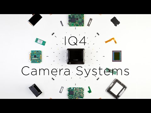 IQ4 Camera Systems | Phase One