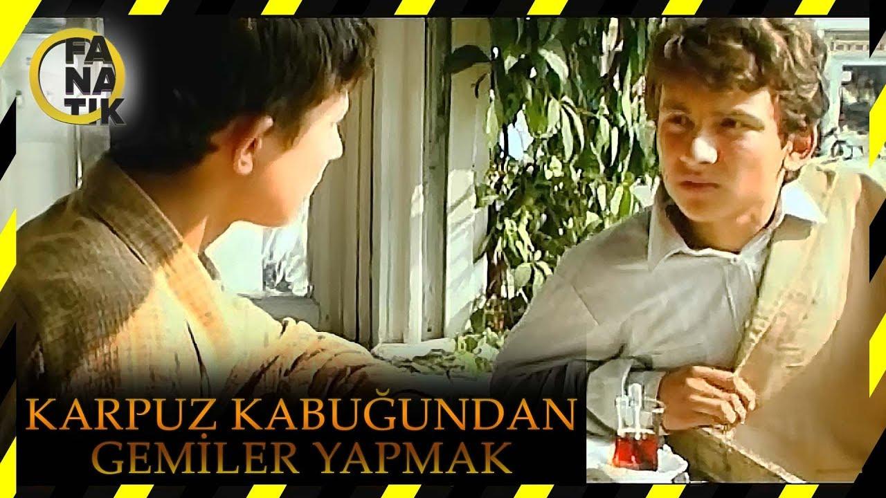 Karpuz Kabuğundan Gemiler Yapmak - Türk Filmi Tek Parça (HD)
