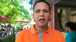 El Concejal Carlos Mario Mejía, concejal de Santa Marta