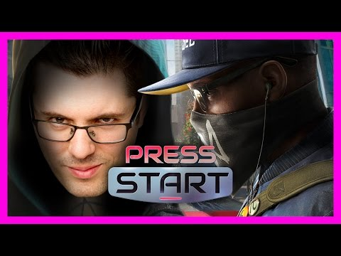 HACKED TO DEATH IN WATCH DOGS 2 (Press Start)