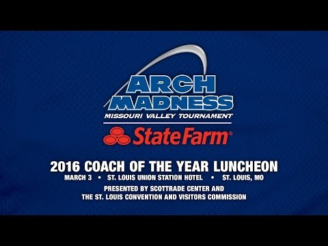 2016 MVC Coach of the Year Luncheon
