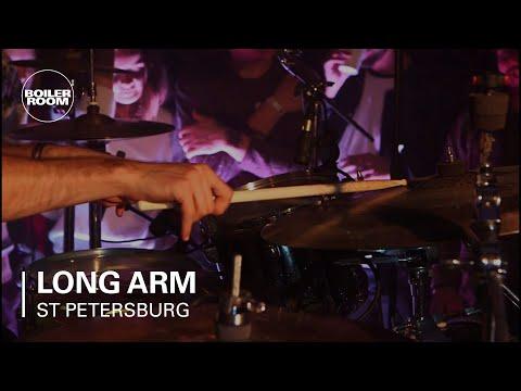 Long Arm Boiler Room St Petersburg Live Set