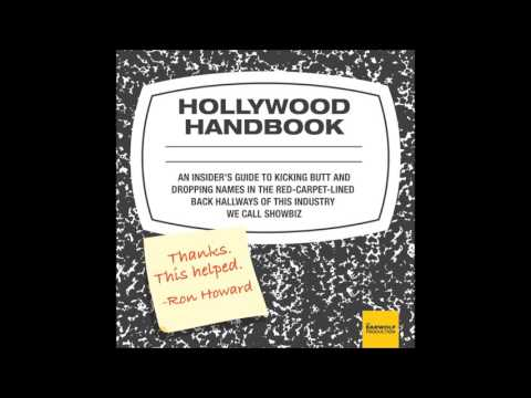 Hollywood Handbook - Are you a Sean or a Hayes? Quiz and T-Shirt Phrases