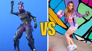 Fortnite Dances & Emotes In Real Life!! (PumperNickel , Hula , Twist , Vivacious..)