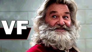 LES CHRONIQUES DE NOËL Bande Annonce VF #2 (2018) Kurt Russell, Film de Noël, Netflix