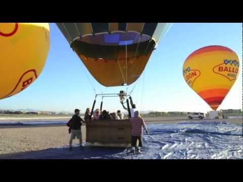 Hot Air Ballooning   Movie