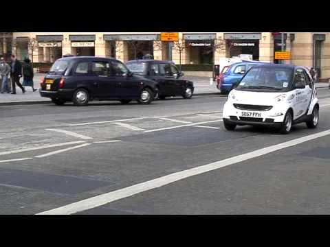 Edinburgh Chamber SMART Car Deal