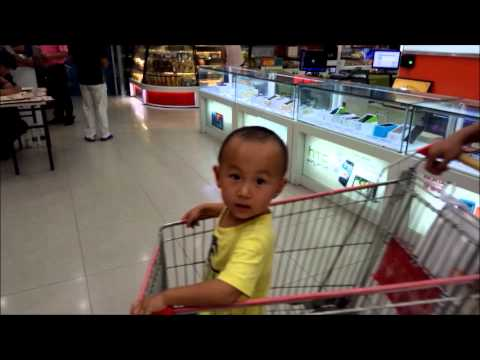 Silly China - The Suguo Supermarket
