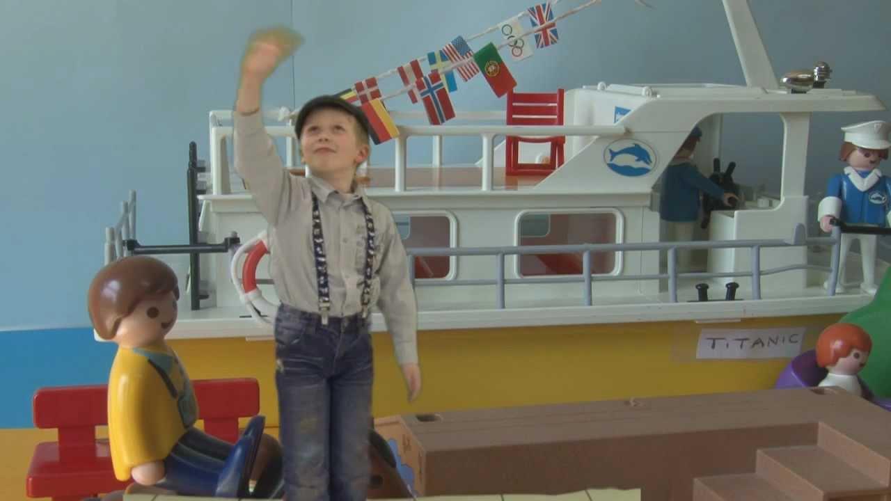 titanic r 233 sum 233 en 2 minutes par des enfants
