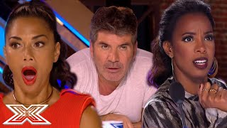 JAW DROPPING Auditions On The X Factor UK and USA | X Factor Global