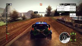 WRC 2: FIA World Rally Championship 2011 Gameplay On PC Maxed Out Settings