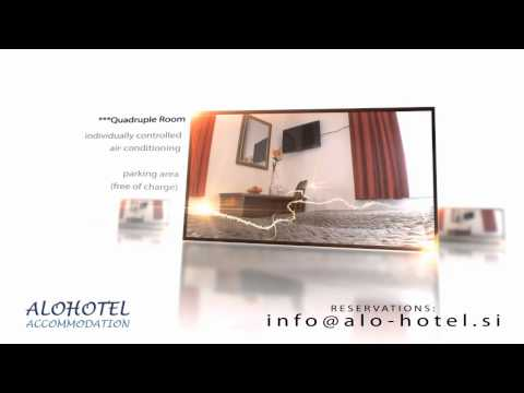 Vacation Rentals - Alo Hotel Accommodation Ljubljana