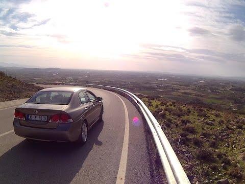 İzmir'in En Güzel Sürüş Yolu