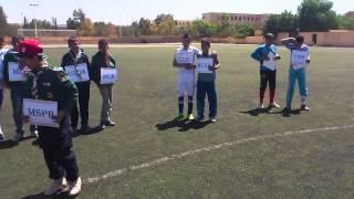 ابطال الكشافة فوج الاقبال باتنة في الدورة الرياضية  يوصلون رسالة رائعة على الفرق الجزائرية الاعداء