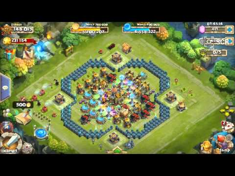 Castle Clash Raiding Bot
