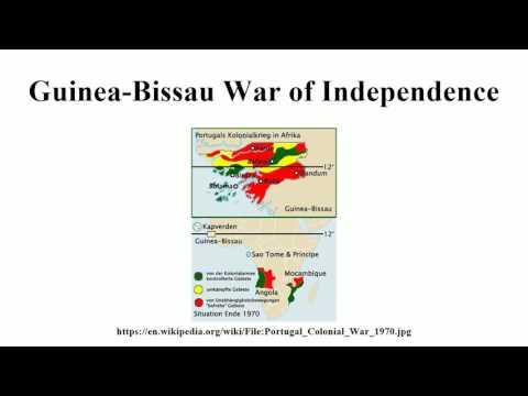 Guinea-Bissau War of Independence