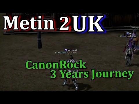 Metin2 UK - Corum/Sol Archive - CanonRock's Complete Journey in almost 9 Hours.