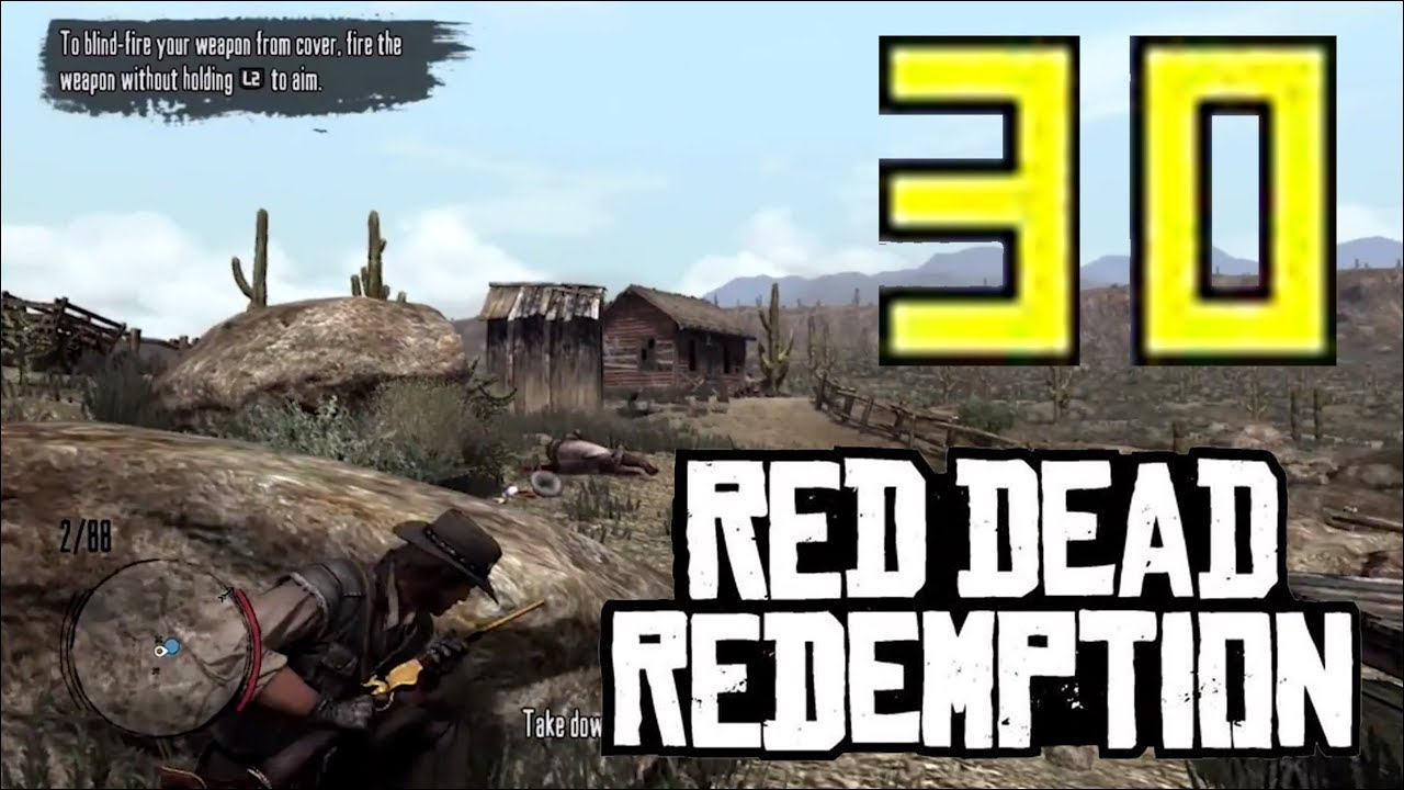 Red Dead Redemption PC Playable 30FPS! RPCS3 Emulator Easy Guide