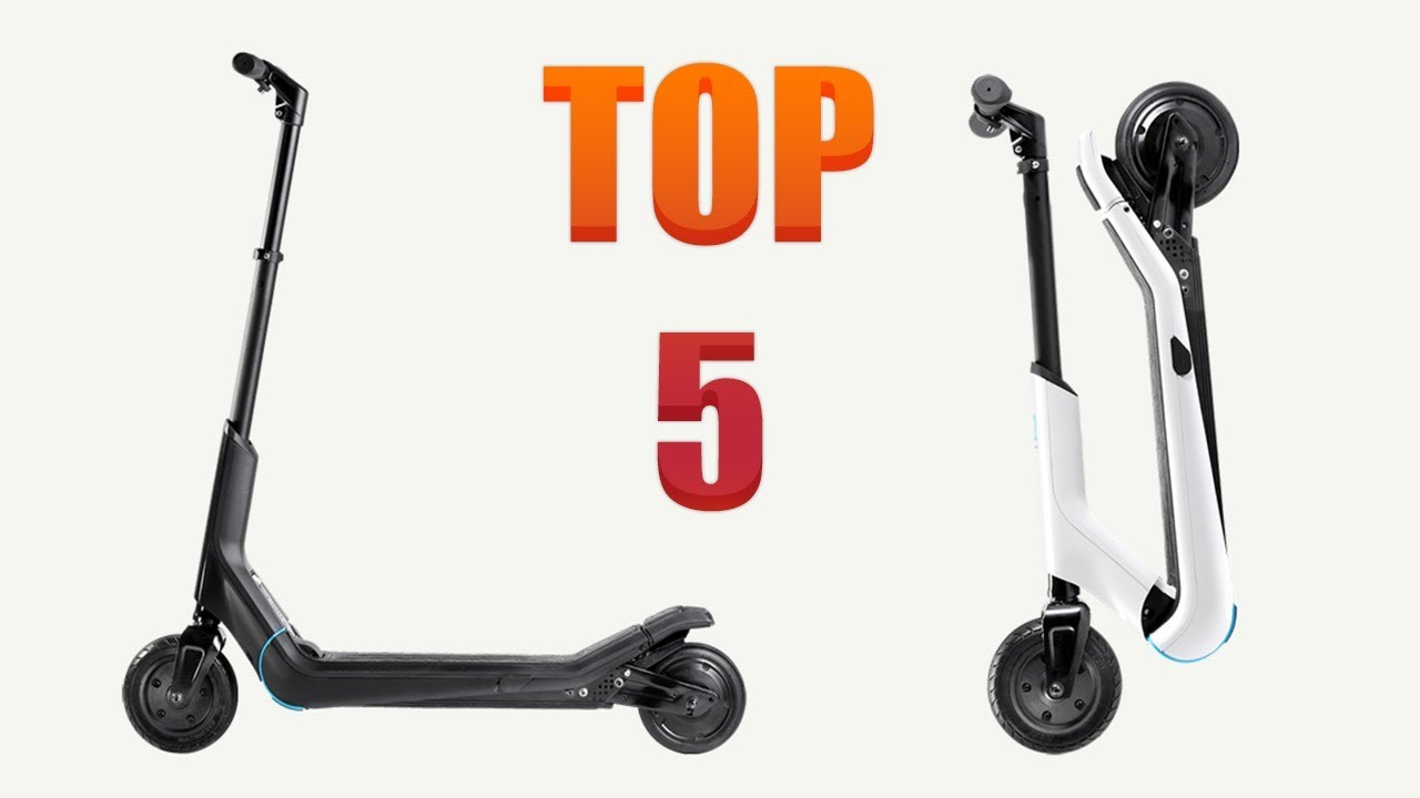 5 Best Foldable  Electric Scooter To Buy in 2020