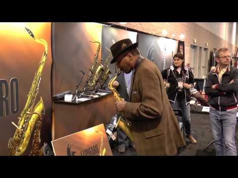 Musicista - Namm 2015 - Lupifaro Sax