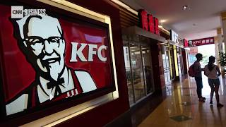 Why American fast food chains will do anything to win in China global gateways