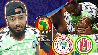 Nigeria vs Burundi 1-0 | Super Sub Ighalo To The Rescue | Total AFCON 2019