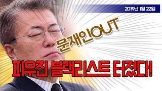 피우진 블랙리스트까지 터졌다! 문재인 정권들 줄줄이 구속! (진성호의 돌저격) / 신의한수