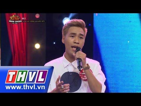 THVL | Ca sĩ giấu mặt – Tập 16: Vòng bán kết 1 | Đội Khắc Việt: Biết nói là tại sao – Huy Hoàng