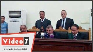 """تأجيل محاكمة 67 متهما فى قضية """"اغتيال النائب العام"""" لجلسة 16 أغسطس"""