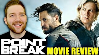 Point Break - Movie Review