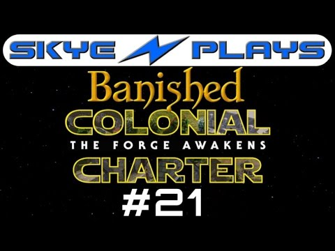 Banished Colonial Charter 1.6 #21 ►Domesticated Animals!◀ Let's Play/Gameplay [1080p 60FPS]