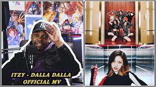 NEW KPOP GIRL GROUP!? ITZY - DALLA DALLA MV REACTION | Jamal_Haki