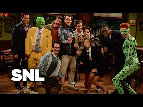 carrey family reunion snl