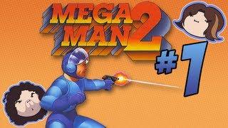 Mega Man 2: Death By Bubble - PART 1 - Game Grumps
