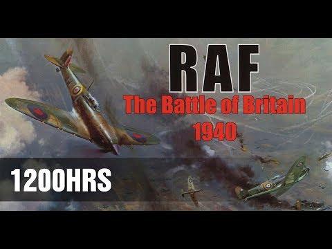 RAF: Eagle  1200HRS