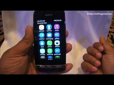 Nokia Asha 311 Preview: Initial Impressions