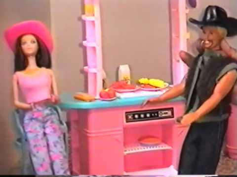 All I Have to Give Conversation Mix Barbie Video