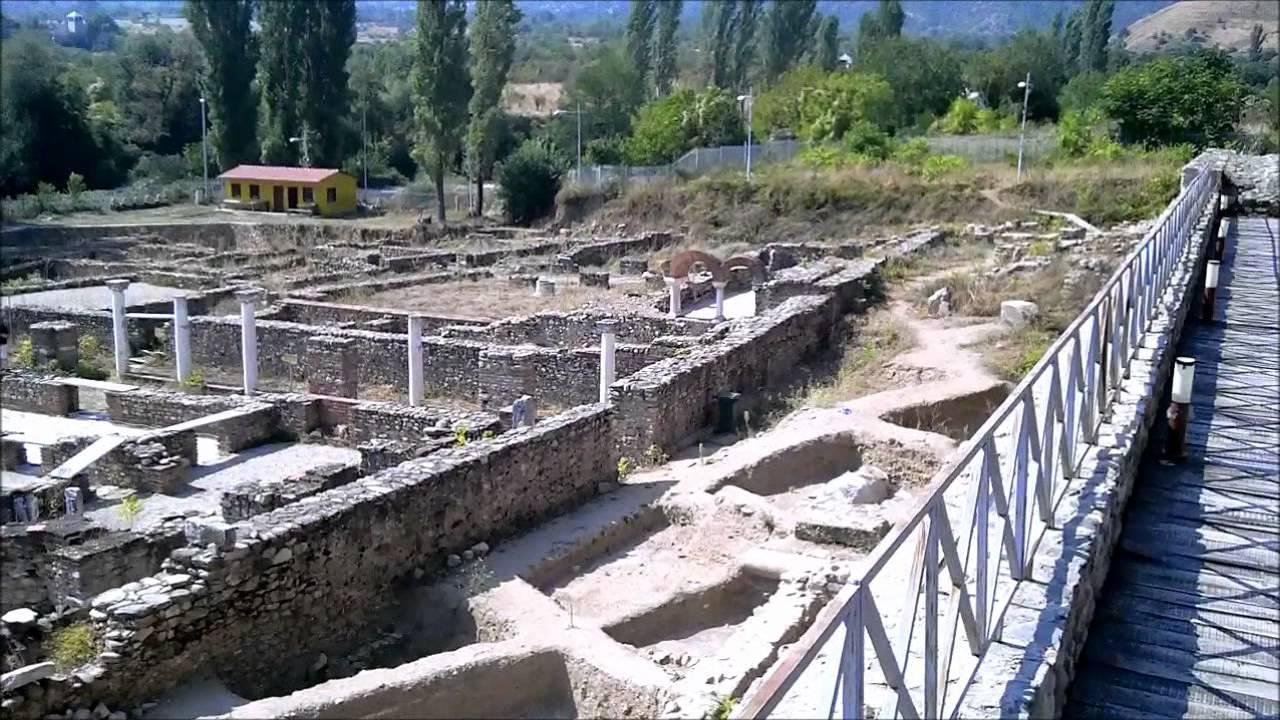 Macedonie excursie naar Bitola.wmv - YouTube