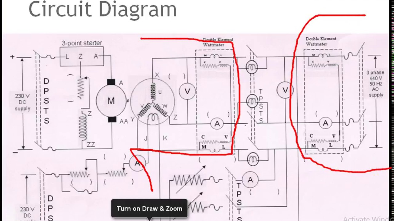 parallel operation of alternator